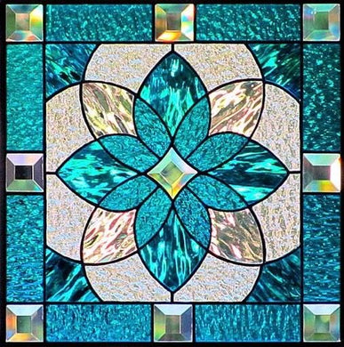 Stained Glass for Beginners - June/July/August