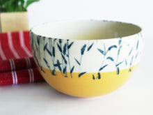 Load image into Gallery viewer, Cecily Willis Yellow Bowl