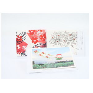 Judith Durnford Set of 4 Christmas Card Pack