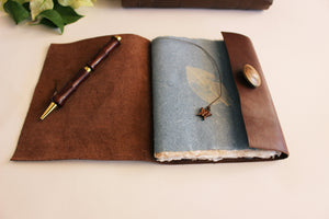 Veronica Hodges A6 Leather Journal
