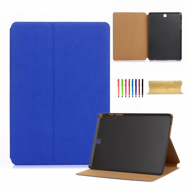 For Samsung Galaxy Tab A 9.7 SM-T550 Case, Lightweight Ultra Slim Smart Book Cover