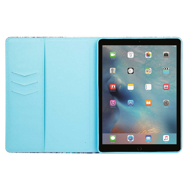 For iPad Pro 9.7 Case, Slim Stand Leather Case with Auto Sleep/Wake Smart Cover -Don't Touch
