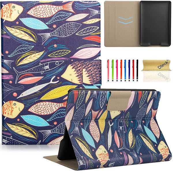 For Kindle Paperwhite Case, Thin Lightweight Folio Flip Stand Protective Cover