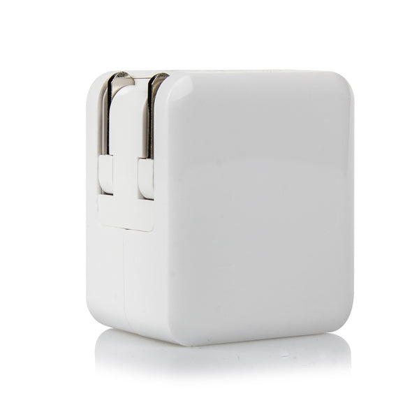 Dteck Efficient Type-C 29W USB Wall Adapter Charger for All Type-C 5V Supported Devices - White