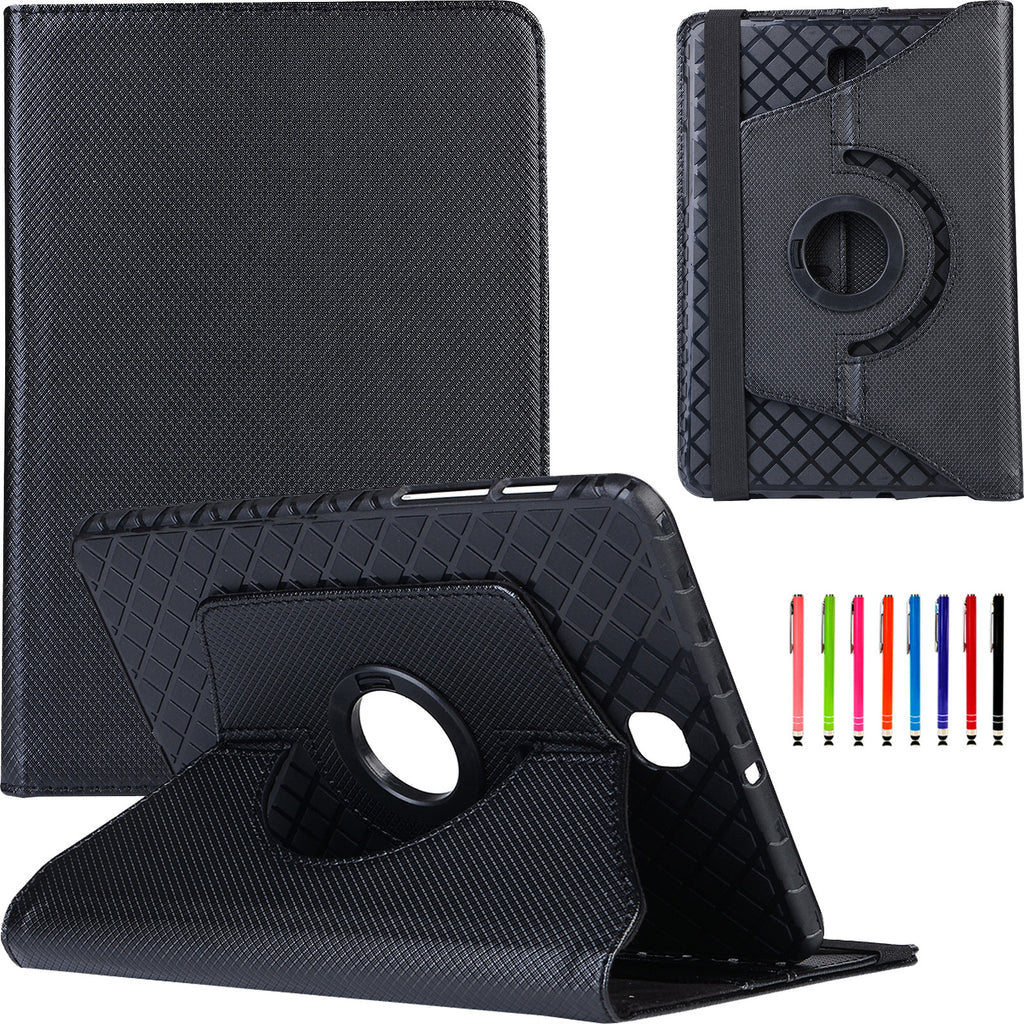 For Samsung Galaxy Tab S2 8.0 T715/T710 Case, 360 Rotating PU Leather Stand Cover