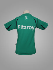 AIS FITZROY HOUSE T-SHIRT <br> ( GREEN )