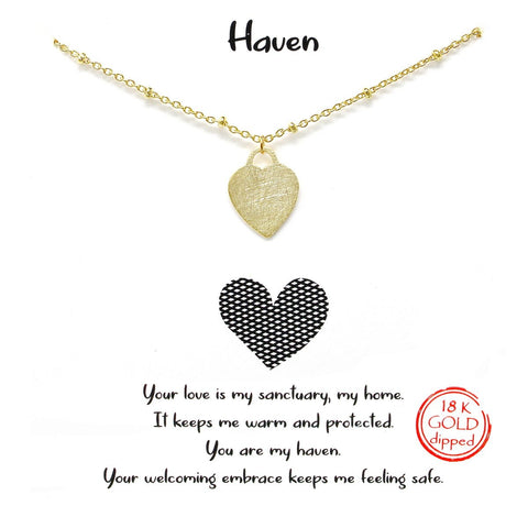 BITZ STORY: HAVEN SIMPLE CHAIN NECKLACE