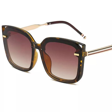 BITZ STATEMENT SUNNIES 2.0 - TORTOISE -  IN STOCK!