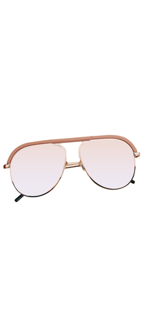 BITZ AVIATOR SUNNIES 2.0  MIRROR PINK!  IN STOCK!