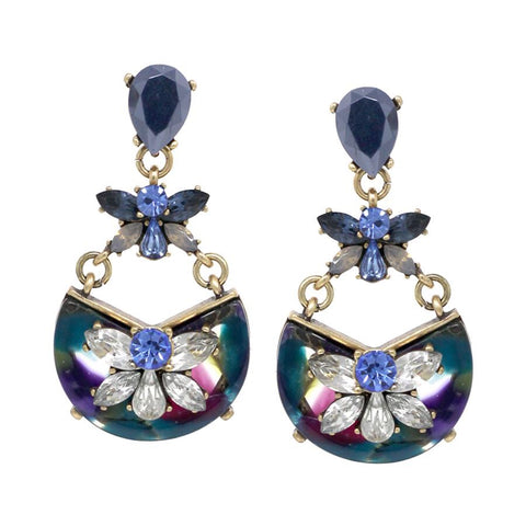 BITZ GLAM GAL STATEMENT EARRING