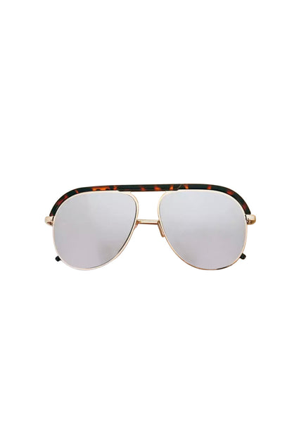BITZ AVIATOR SUNNIES 2.0 - TORTOISE - IN STOCK!