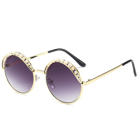 BITZ PEARL STATEMENT SUNNIES SUNGLASSES - IN STOCK!!