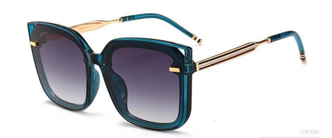 BITZ STATEMENT SUNNIES 2.0 - JEWEL GREEN