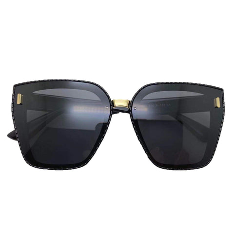 BITZ STATEMENT SUNNIES SUNGLASSES - FOUR COLORS