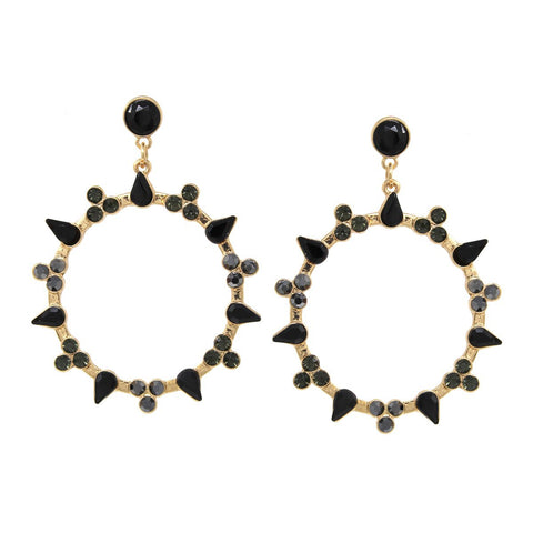 BITZ FALL STATEMENT EARRING