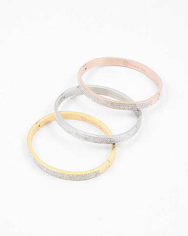 SET IN STONE BANGLE II