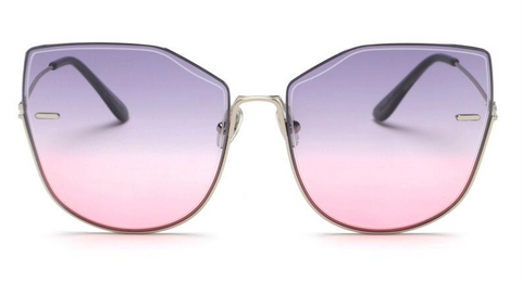BITZ OMBRÉ SUNNIES - LIMITED EDITION - GREY PINK