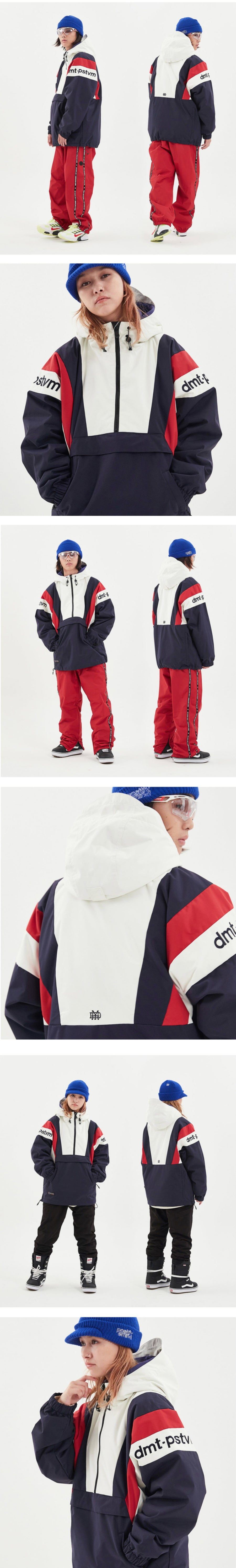 DIMITO ROVIN ES SNOW JACKET-NAVY