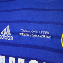 optcool.comAdidas 14/15 Chelsea Capital One Cup Final Home Jersey S/S G92151
