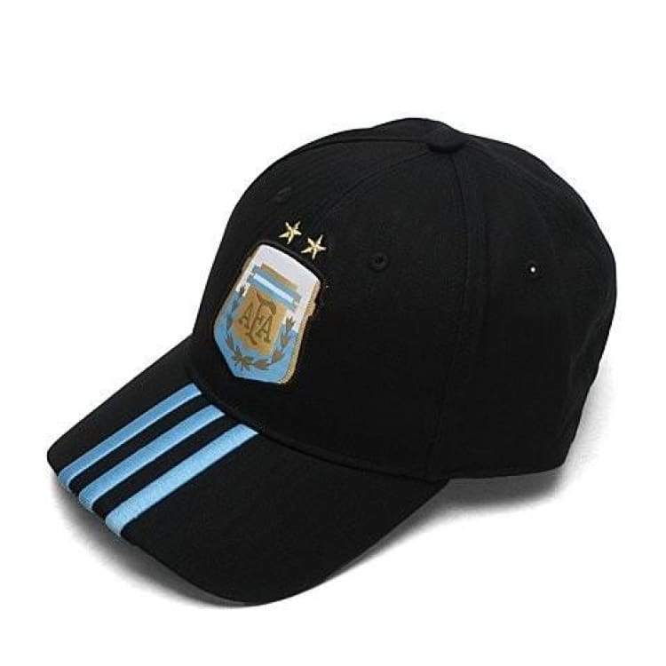 optcool.comAdidas 2014 National Team World Cup Argentina Cap D84295adidas / Black