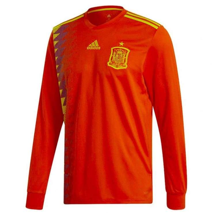 optcool.comAdidas 2018 World Cup Spain (H) Men's Jersey BR2722adidas / 2XL / Red
