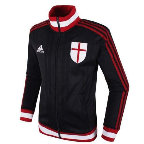 Jackets / Track: Adidas Ac Milan 14/15 Track Top M30929 - Adidas / Black / L / 1415 Ac Milan Adidas Black Clothing |
