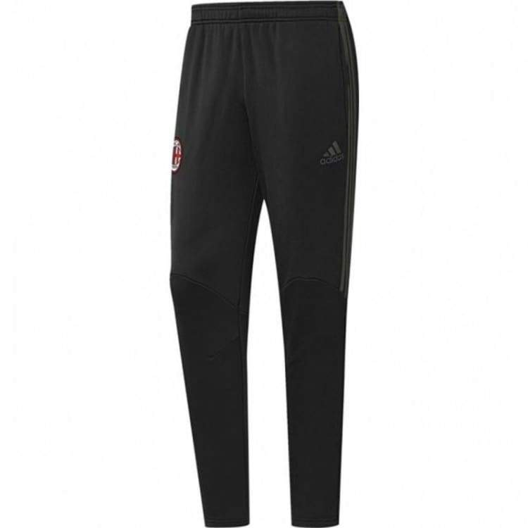 Pants / Training: Adidas Ac Milan 16/17 Pre-Match Pants Ap5807 - Xs / Black / Adidas / 1617 Ac Milan Adidas Black Clothing |