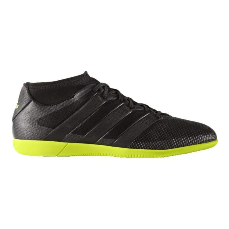 separation shoes 56ee0 3d99b Shoes   Soccer  Adidas Ace 16.3 Primemesh Indoor Blk-Yel Aq4479 - Adidas