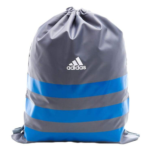 Bags / Sack Pack: Adidas Ace Gym Bag 16.2 Gy/bu/wht Ao2532 - Adidas / Gy/bu/wht / Accessories Adidas Bags Bags / Sack Pack Football |