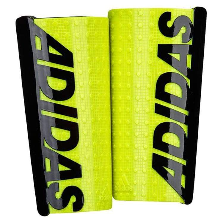 Protectors / Shin Guard: Adidas Ace Lesto Shin Guard Knee Yel/bk S90344 - Adidas / M / Lime / Adidas Football Gear Land Lime |