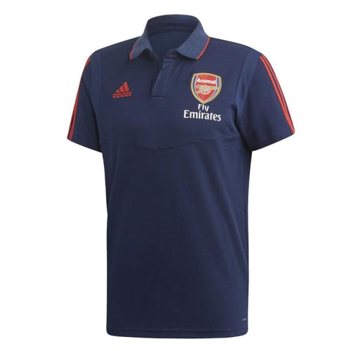 Polos / Short Sleeve: Adidas Arsenal 19/20 Co Polo EH5714 - adidas / Navy / XS / 1920 Adidas ARSENAL Clothing Fans Wear |