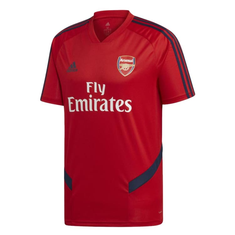 Jerseys / Soccer: Adidas Arsenal 19/20 TR Jersey EH5701 - adidas / Red / XS / 1920 Adidas ARSENAL Blue Clothing | OCHK-SFALO-EH5701-1