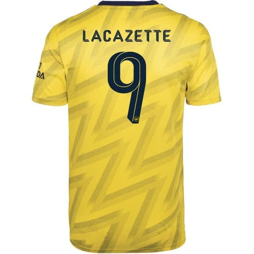 Jerseys / Soccer: Adidas Arsenal FC 19/20 (A) S/S JSY UCL CLUB Nameset (#9 LACAZETTE) EH5635 - 1920,Adidas,ARSENAL,Away,Away Kit |