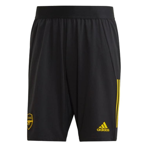Shorts / Soccer: ADIDAS ARSENAL FC 19/20 EU TR SHORTS FJ9315 - Adidas / S / Black / 1920 Adidas ARSENAL Black Clothing | OCHK-SFALO-FJ9315-1
