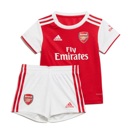 Jerseys / Soccer: Adidas Arsenal FC 19/20 (H) SS Baby Kit EH5648 - adidas / Red / Kids: 74 / 1920 Adidas ARSENAL Clothing Football |