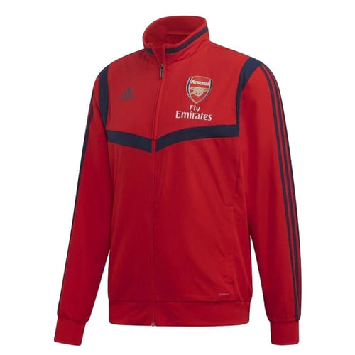 Jackets / Track: ADIDAS Arsenal FC 19/20 Presentation Track Top EH5729 - adidas / Red / S / 1920 Adidas ARSENAL Black Clothing |