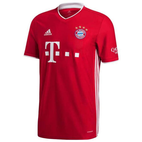 Jerseys / Soccer: Adidas Bayern Munich 20/21 Home S/S Jersey FR8358 - 2021, adidas, BAYERN MUNICH, Clothing, Football |