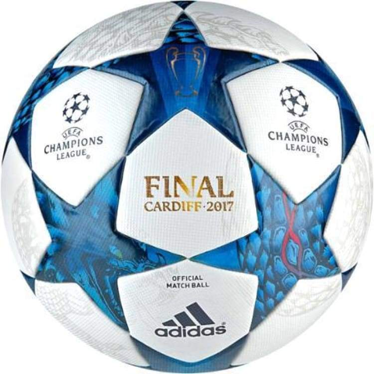 Interconectar construir Melodrama  Adidas Champions League Cardiff Final 2017 FINALE Official Match Ball  AZ5200 SIZE:5