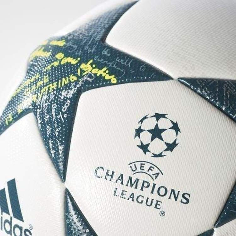 Alicia Soportar Asociar  Adidas Champions League FINALE16 Official Match Ball AP0374 Size: 5