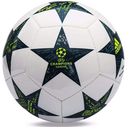 Balls / Soccer: Adidas Champions League Finale16 Real Madrid 16/17 Mini Ball Ap0391 - Adidas / 1617 Adidas Balls Balls / Soccer Football |