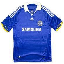 Jerseys / Soccer: Adidas Chelsea 08/09 (H) S/s 656133 - Adidas / S / Blue / 0809 Adidas Blue Chelsea Clothing | Ochk-Sfalo-Sseng02080H-Blu-S