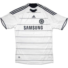 Jerseys / Soccer: Adidas Chelsea 09/10 (3Rd) S/s Jersey E84256 - Adidas / L / White / 0910 Adidas Chelsea Clothing Football |
