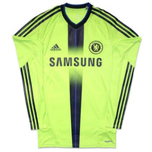 Jerseys / Soccer: Adidas Chelsea 10/11 (3Rd) L/s Jersey - Adidas / S / Yellow / 1011 Adidas Chelsea Clothing Football |