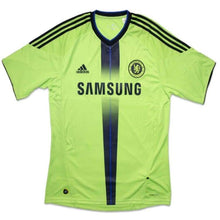 Jerseys / Soccer: Adidas Chelsea 10/11 (3Rd) S/s P00189 - Adidas / S / Yellow / 1011 Adidas Chelsea Clothing Football |