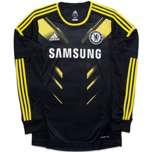 optcool.comAdidas  Chelsea 12/13 (3rd) L/S W38475adidas / L / Black
