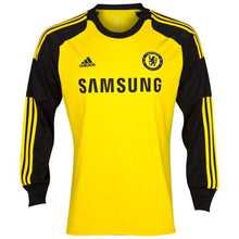Jerseys / Soccer: Adidas Chelsea 13/14 Goalkeeper (H/a) L/s Z27678 - Adidas / S / Yellow / 1314 Adidas Away Kit Chelsea Clothing |