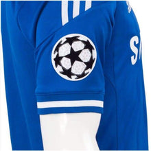 Jerseys / Soccer: Adidas Chelsea 13/14 Ucl (H) Authentic Formation S/s G90156 - Adidas Blue Chelsea Clothing Football