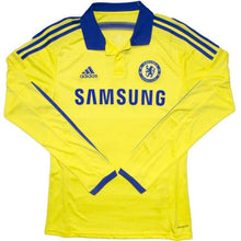 Jerseys / Soccer: Adidas Chelsea 14/15 (A) L/s M37746 - Adidas / S / Yellow / 1415 Adidas Away Kit Chelsea Clothing |