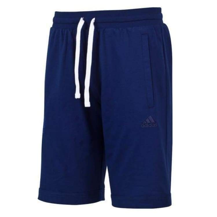 Shorts / Casual: Adidas Chelsea 15/16 Sf Sweater Shorts Blue M36330 - Adidas / S / Navy / 1516 Adidas Chelsea Clothing Football |