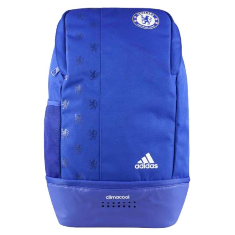 Bags / Backpack: Adidas Chelsea 16/17 Clmco Backpack Blu Ax6631 - Adidas / Blue / 1617 Accessories Adidas Bags / Backpack Blue |